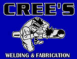 E-mail Cree's Welding
